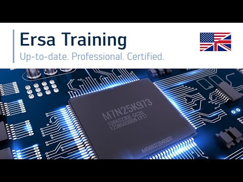 Ersa Trainings – Up-to-date. Professional. Certified.