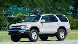 Davis AutoSports 2000 Toyota 4Runner SR5 4x4 / For Sale / Fully Serviced