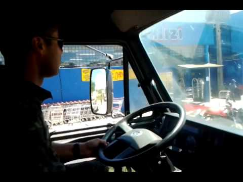 Voltinha no Volkswagen Worker 15.210 EXÉRCITO BRASILEIRO