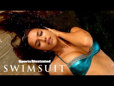 Irina Shayk Gets Sensual, Makes A Splash In Maui   Intimates   Sports Illustrated Swimsuit