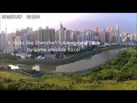 Hong Kong/Shenzhen Border Near Lowu - Nam Hang