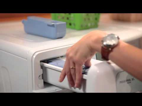 Maytag Infomercial Front Load Laundry Maxima XL MHW8000AW