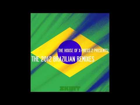 X-Press 2 Ft. Rob Harvey - The Blast (Flow & Zeo Remix)