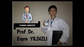 Profösör Doktor Emre ile 5 Farklı Ameliyat İlk Kez Ameliyat Oyunu Oynadım!