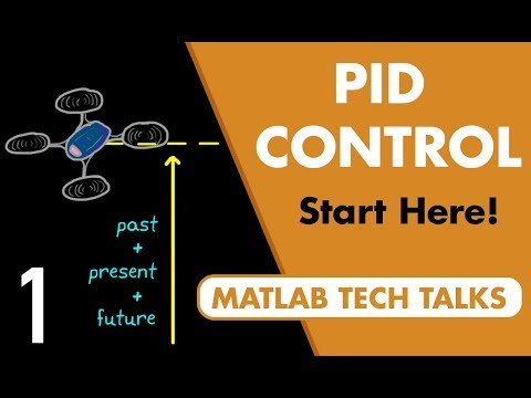 Understanding PID Control, Part 1: What is PID Control?