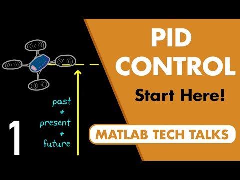 Understanding PID Control, Part 1: What Is PID Control?