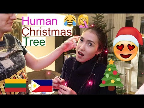 Is This Bye Lithuania? | Went to Black and White Dance Session | Christmas Decorating | it'srofa