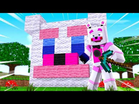 Funtime Freddy is The Best Builder ?! | Minecraft FNAF Roleplay