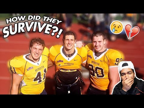 College Football Players KIDNAPPED & TORTURED?!