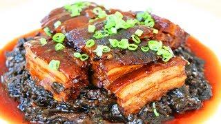 梅菜扣肉的家庭做法 | 中國新年快樂 |【美食天堂 CiCi