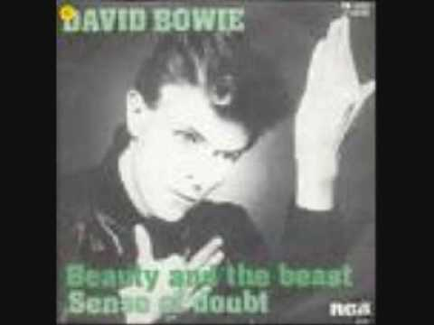 David Bowie Beauty and the Beast 12 inch Very Rare