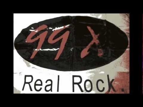Real Rock 99X Air Check June 2003