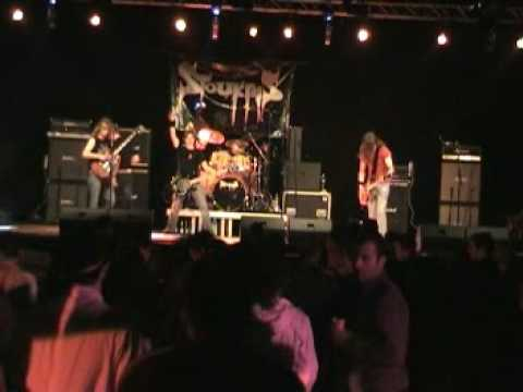 Stoukins - die Hardrock-Coverband aus Luzern  (AC/DC, Krokus, Rose Tattoo)