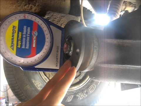Fixing Pinion Angle Problems on your Lifted Truck