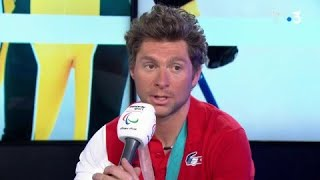 """Jeux Paralympiques / Diavet : """"J'ai eu un staphylocoque, il m'a bousillé le genou"""""""