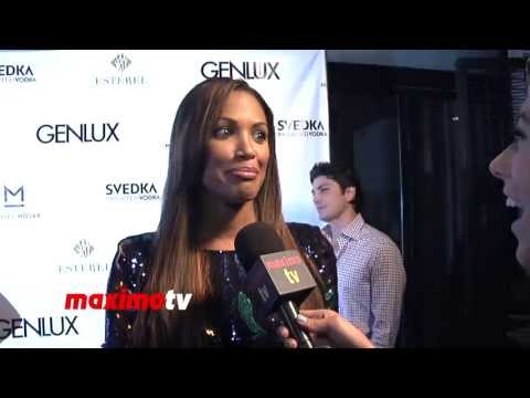 K.D. Aubert on Best Supporting Actress 2013 African Oscars and Playing a Stripper