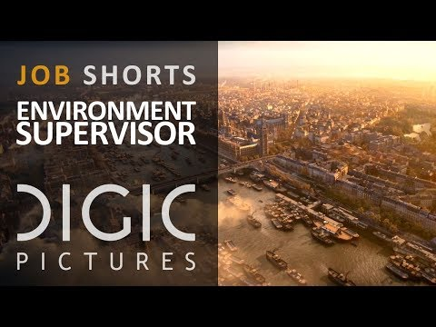 DIGIC Job Shorts - Environment Supervisor