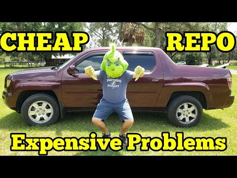 Buying a Reposessed Truck at Auction was a MISTAKE! It's WAY Worse Than I Thought!