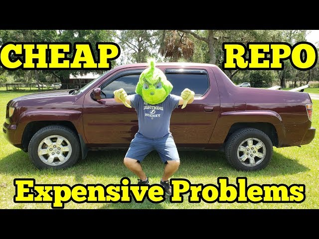 Buying a Reposessed Truck at Auction was a MISTAKE! Its WAY Worse Than I Thought!