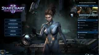 StarCraft 2: Heart of the Swarm campaign gameplay