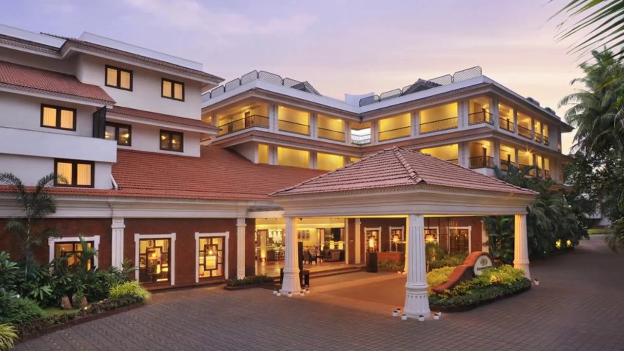 5 Star Luxury Hotels in Goa with Private Beach and Casino ...
