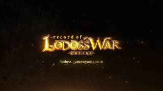 Record of Lodoss War Online - A PC MMORPG