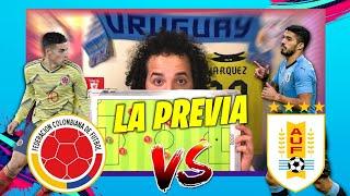 La Previa COLOMBIA vs URUGUAY | Eliminatorias a Qatar 2022 Fecha 3