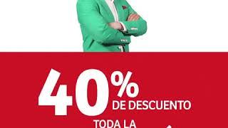 Julio Regalado 2020: 40% de descuento en papelería