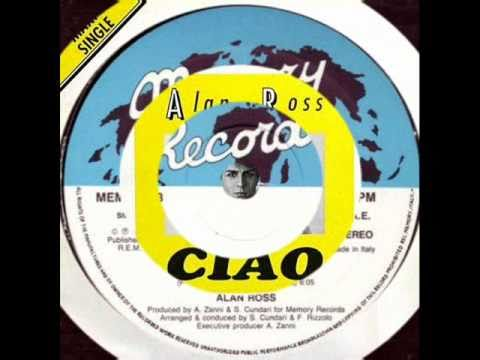 High Energy 80s - Alan Ross - Ciao 1989 .