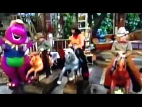 Barney Theme Song (Four Seasons Day! (episode)'s version