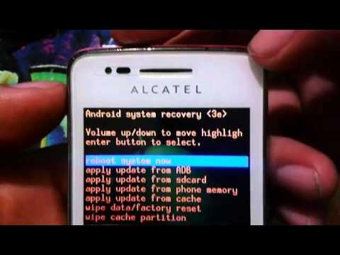 88732dbe189 Cómo desbloquear un alcatel one touch s pop en cinco minutos - YouTube