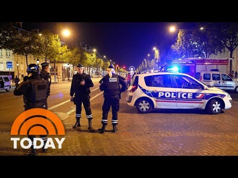 ISIS Reportedly Claims Responsibility For Paris Attack That Left 1 Officer Dead | TODAY