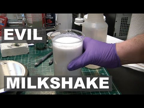 Making Calcium Hydroxide From Common Items - ElementalMaker