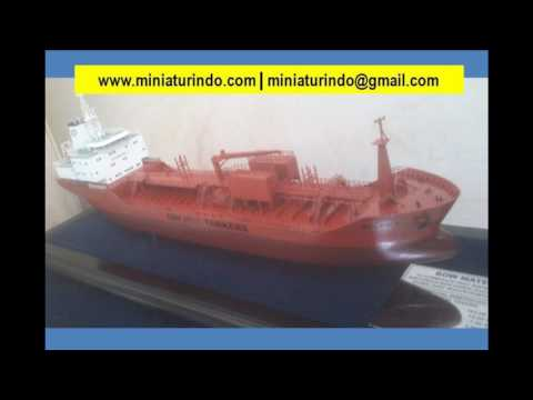 Offshore TLP Deck Scale model |Model Ship Maker  Miniaturindo.com