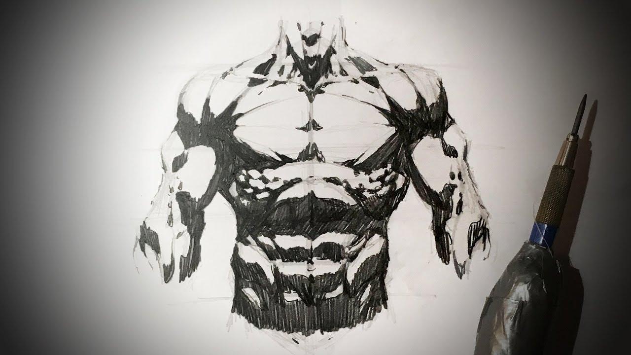 Venom Drawings Pencil