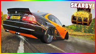 FORZA HORIZON 4 - BMW M3 E46 1000HP NA DRIFT!