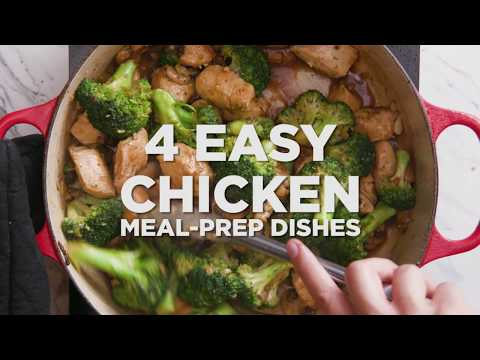 4 Amazing Chicken Meal Prep Dishes To Add To Your Daily Routine