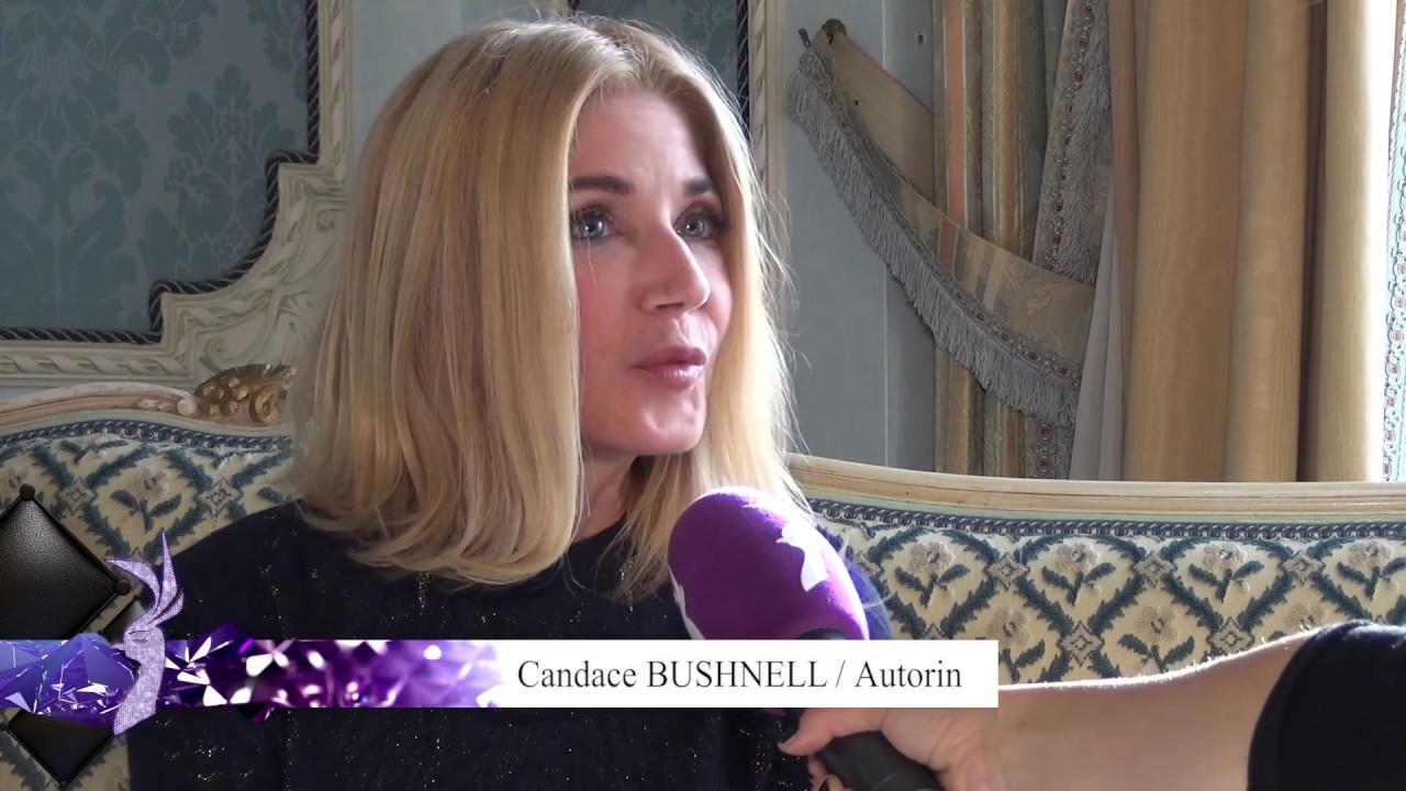 Candace Bushnell Voguishtv Fashion Lifestyle News Candace Bushnell