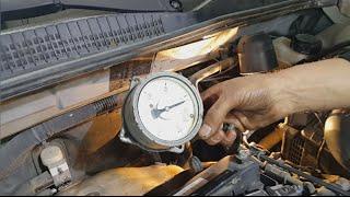 Забитый катализатор на инжекторном двигателе