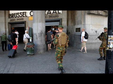 Attaque à la gare de Bruxelles-Central : l'enquête
