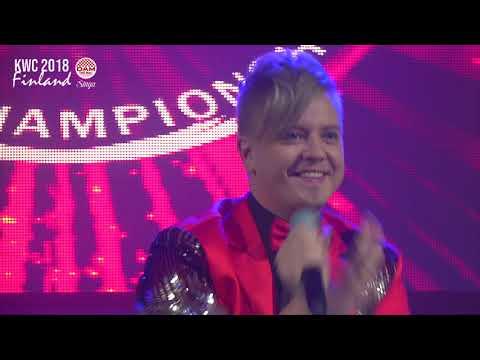 KWC 2018 - Toni K.  Laaksonen - Round 1