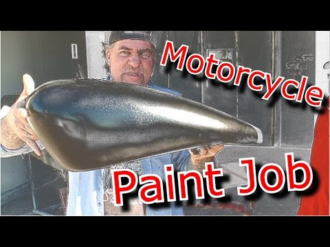 Common Mistakes Made When Painting A Motorcycle-Tech TIps And Helpful Hints