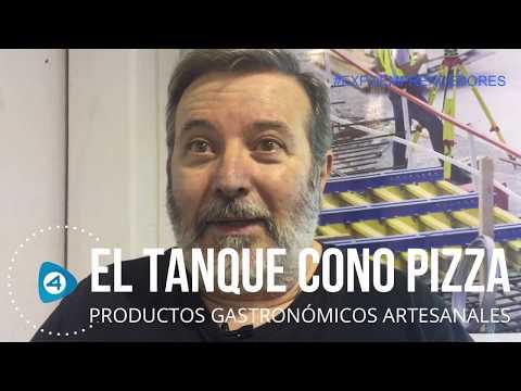 Emprendedores Varelenses: la historia de El Tanque Cono Pizza, una tradición artesanal