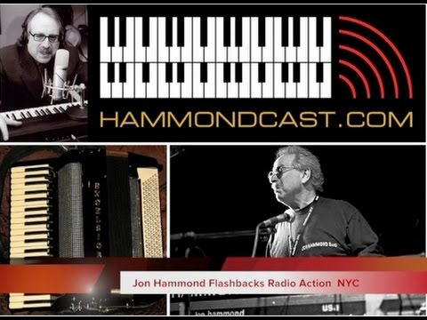 Cable Access TV Preview 1015 Jon Hammond Show Music Pictorial Special Around The World Jazz Blues So