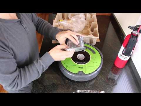 iRobot Create 2 Unboxing - NVIDIA Jetson TK1