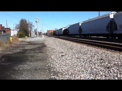 The Return of rushs11 Railfanning: A day like no other