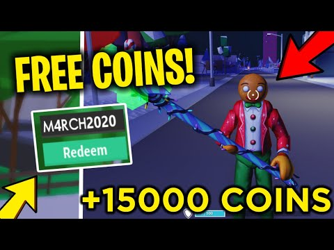 *LEGENDARY!* ALL NEW WORKING CODES FOR STRUCID 2020 (FREE SKIN 15,000 COINS!)