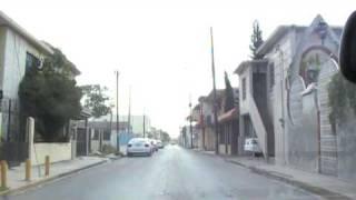 Calle Bustamante, Matamoros Tamaulipas