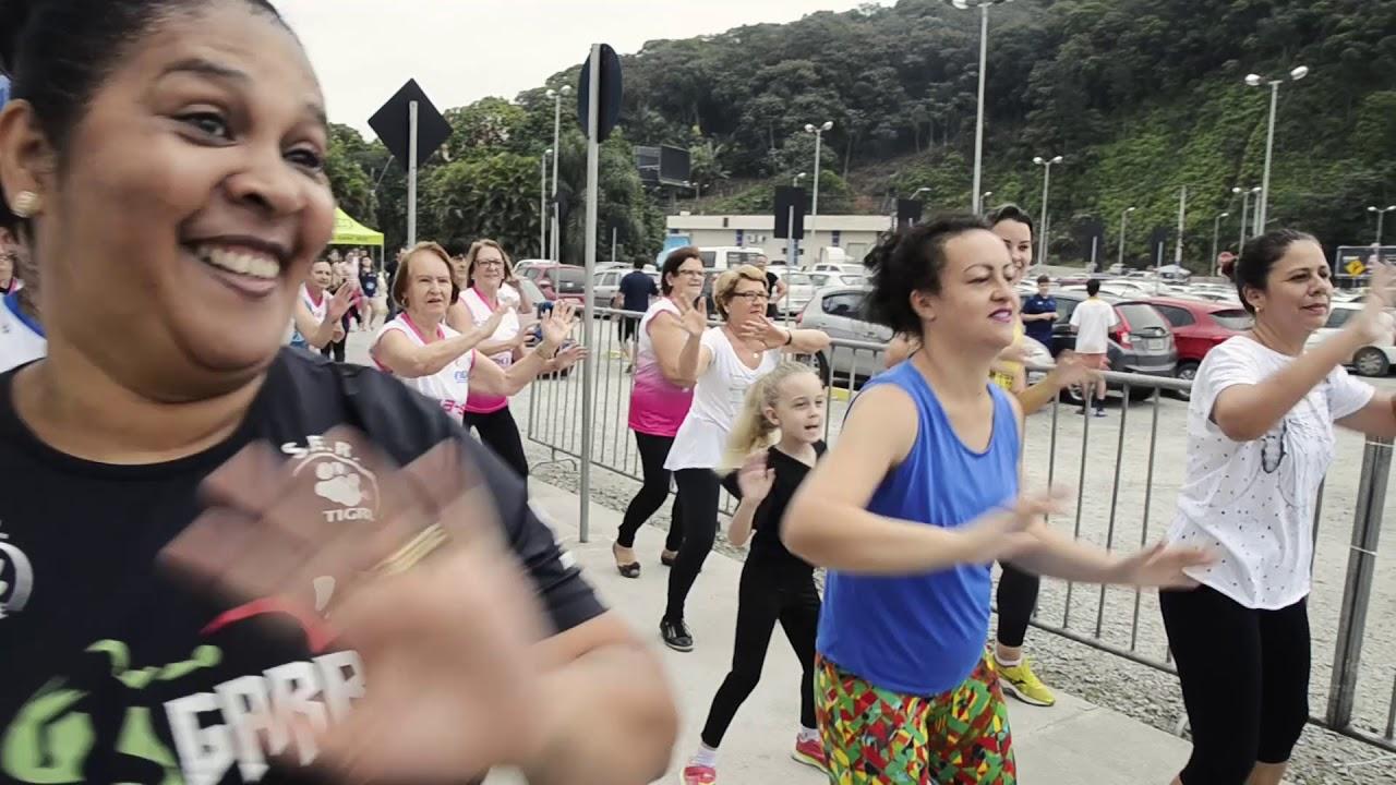 ed26c1f42 Evento Vital Sport Loja Decathlon Joinville - YouTube