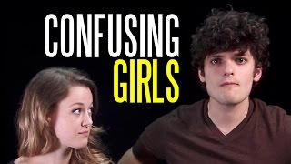 Five Confusing Things Girls Do (EXPLAINED)